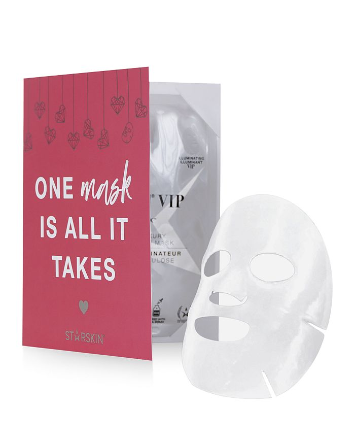 STARSKIN - One Mask Is All It Takes The Diamond Mask Greeting Card