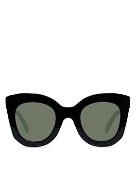 CELINE - Women s Butterfly Sunglasses, ... 4cec9f4880b8