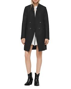 ALLSAINTS - Adrea Double-Breasted Coat
