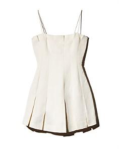 Amur - x RCGD Joy Pleated Mini Dress