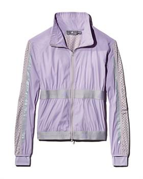 0f856d8eebe5d adidas by Stella McCartney - Run Mesh-Inset Jacket ...