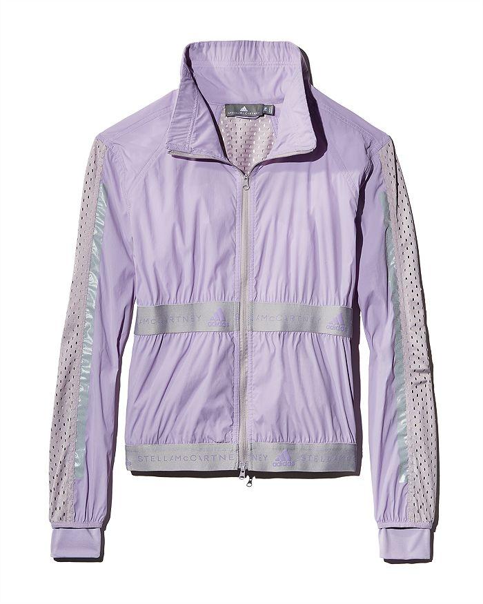 adidas by Stella McCartney - Run Mesh-Inset Jacket