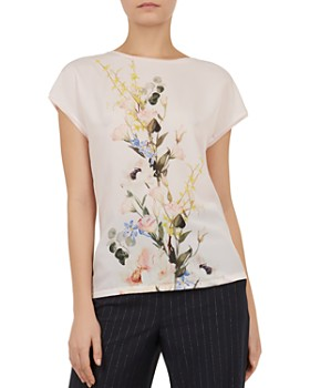 22e11a293 Ted Baker Women's Tops: Graphic Tees, T-Shirts & More - Bloomingdale's