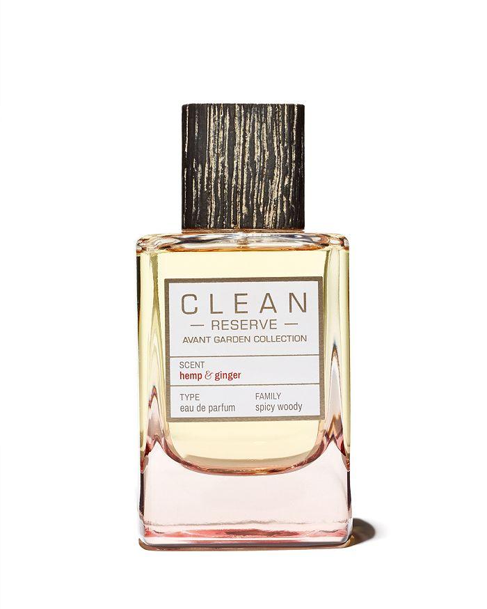 CLEAN Reserve Avant Garden Collection - Hemp & Ginger Eau de Parfum - 100% Exclusive
