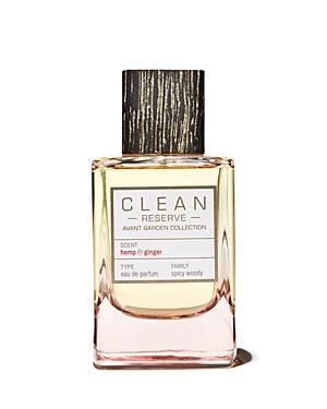 Clean Reserve Avant Garden Hemp & Ginger Eau de Parfum - 100% Exclusive
