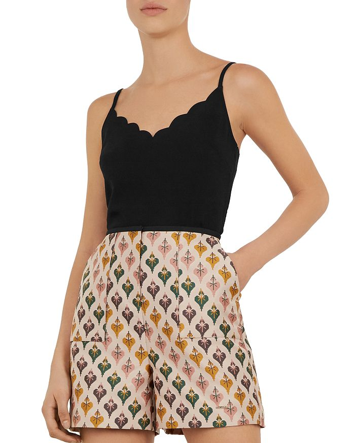 Ted Baker - Siina Scalloped Camisole Top