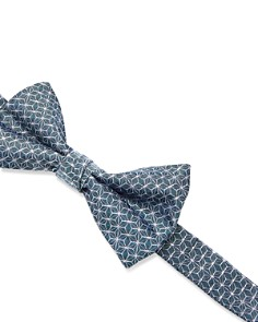 Ted Baker - Cabbow Geo Silk Bow Tie