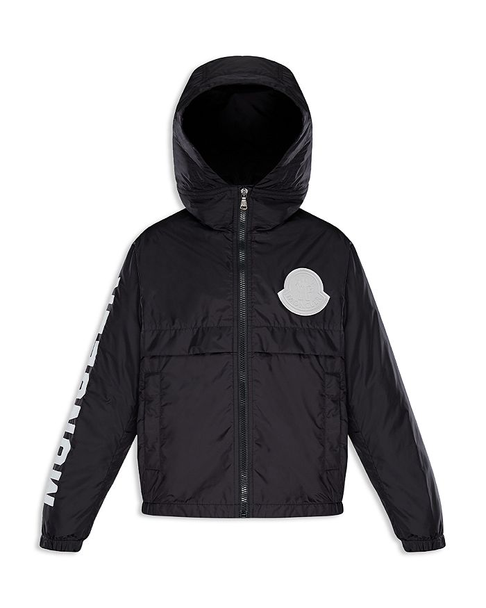 Moncler - Unisex Saxophone Hooded Windbreaker Jacket - Little Kid