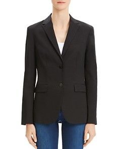 Theory - Classic Tailored Blazer