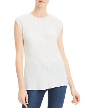 12ced1b19914b0 Womens White Blouses - Bloomingdale s