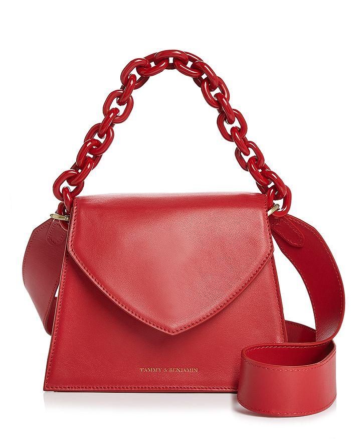 Tammy & Benjamin - Chain Handle Shoulder Bag
