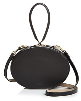Cafuné - Egg Leather Crossbody
