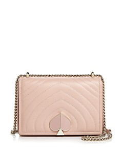kate spade new york - Medium Quilted Leather Convertible Shoulder Bag