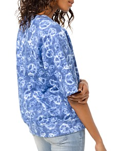 MICHAEL Michael Kors - Peace Sign-Print Sweatshirt