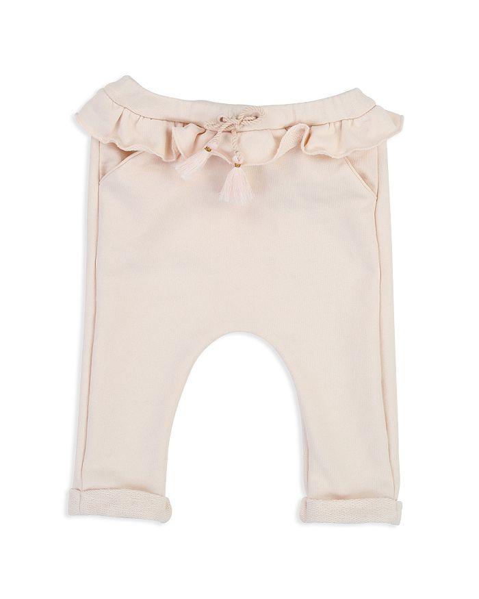 Chloé - Girls' Ruffled Sweatpants - Baby