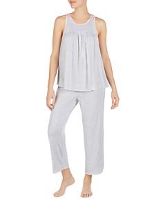 kate spade new york - Satin Bow Pajama Set