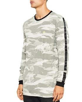 nANA jUDY - Camouflage-Print Sweatshirt