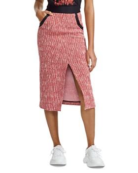 6e4d4fdfdd2 Maje - Jivor Tweed Skirt ...