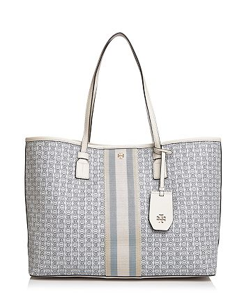 Tory Burch - Gemini Link Canvas Tote