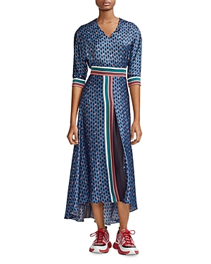 Maje Dresses REANNE PRINT DRESS