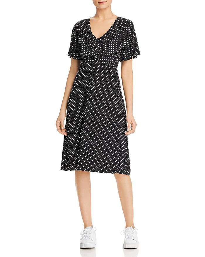 9f0d3d303e0 Leota - Betty Dot Midi Dress