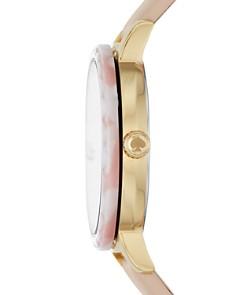 kate spade new york - Morningside Interchangeable Top-Ring Watch, 34mm