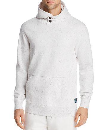 Scotch & Soda - Felpa Speckled Hooded Sweatshirt