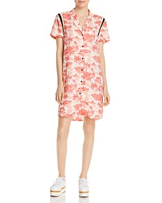 Scotch & Soda - Hawaii Shirt Dress