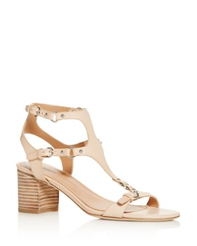 Sigerson Morrison - Women's Haven Block-Heel Sandals