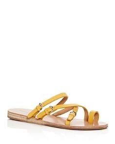 Sigerson Morrison - Women's Kaley Toe-Ring Sandals