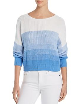 MKT Studio - Kolpa Ombré Sweater