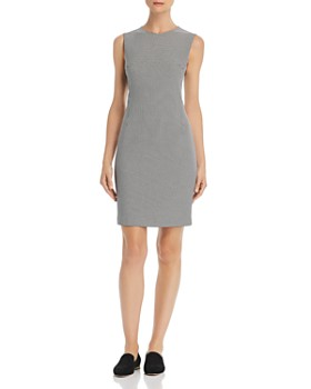 fa97864806b Theory - Houndstooth Sheath Dress - 100% Exclusive ...