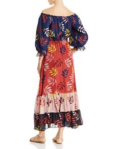 Carolina K - Off-the-Shoulder Maxi Dress