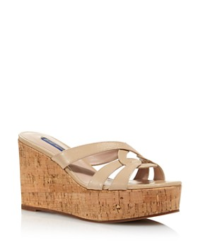 05ca9724062b Stuart Weitzman - Women s Cadence Wedge Sandals ...