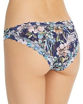 Hanky Panky - Floral Brazilian Bikini