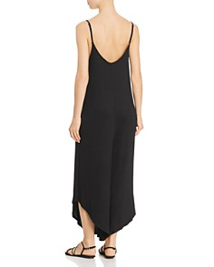 J. Valdi - Flowy Jumpsuit Swim Cover-Up