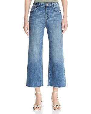 Dl Jeans DL196 HEPBURN WIDE LEG JEANS IN PALMER