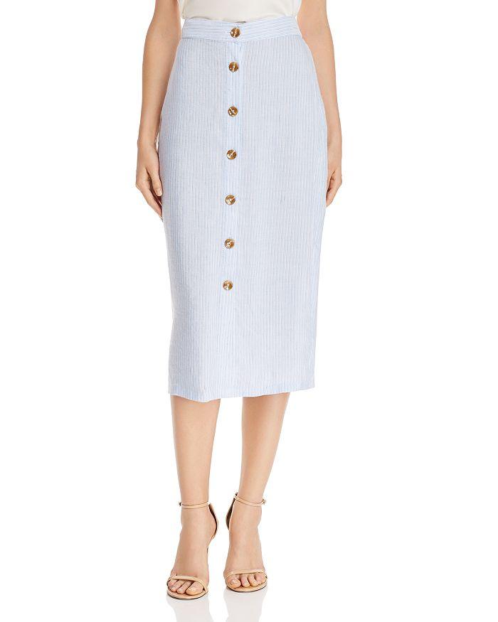 DL1961 - High St Striped Skirt