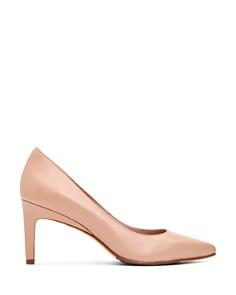 Taryn Rose - Women's Gabriela Pointed Toe Pumps