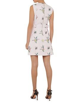 a92517b21e04c2 ... Ted Baker - Fleuray Flourish Floral Dress