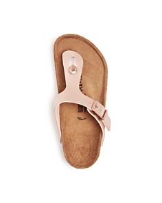 Birkenstock - Girls' Electric Gizeh Thong Sandals - Toddler, Little Kid