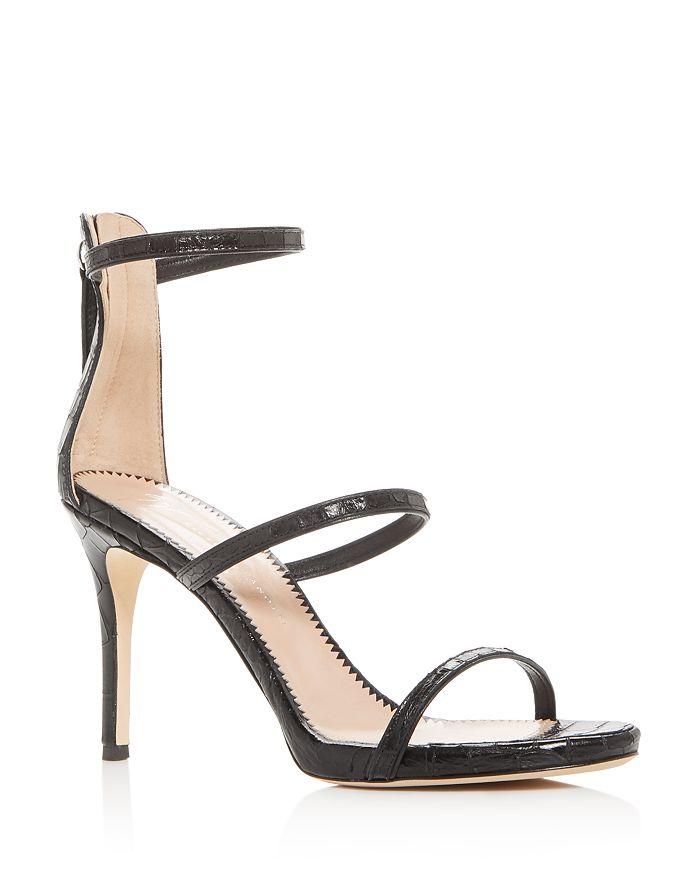Giuseppe Zanotti - Women's Alien Croc-Embossed High-Heel Sandals