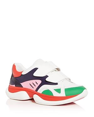 Tory Sport Women's Bubble Color-Block Low-Top Sneakers