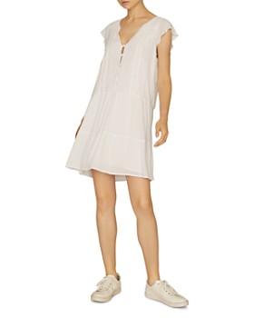 123d6c4b451 Sanctuary - Free Love Flutter-Sleeve Dress ...