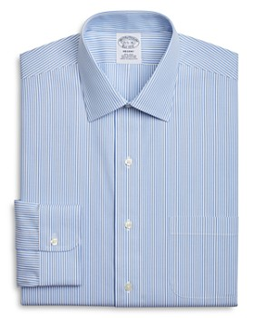 ab6a570a030 Brooks Brothers - Candy Striped Regular Fit Dress Shirt ...