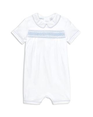 boys-smocked-cotton-shortall---baby by ralph-lauren