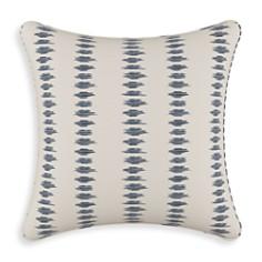 """Sparrow & Wren - Down Pillow in Ikat, 20"""" x 20"""""""