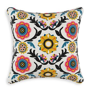 """Sparrow & Wren - Down Pillow in Tulum, 20"""" x 20"""""""