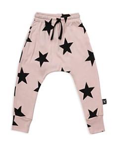 NUNUNU - Girls' Star Baggy Pants - Baby