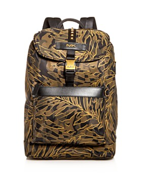 Michael Kors - Kent Palm Camo Field Backpack
